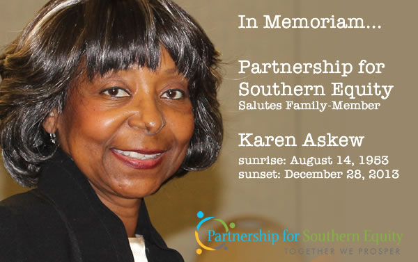In Memoriam: Karen Askew