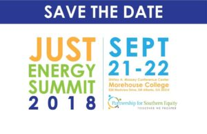 Just Energy Summit 2018 Save the Date